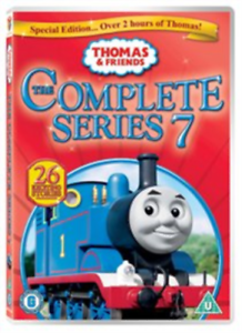 Thomas the Tank Engine and Friends: The Complete Seventh Series DVD NEW