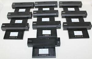 10x Dell Pr02x Advanced Port E-port Plus Usb Station D'accueil Pour Série E-afficher Le Titre D'origine Produire Un Effet Vers Une Vision Claire