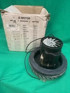 E-Motor 302001690 - Moteur Electrique 230V pour Aspirateur Aero 440 Nilfisk