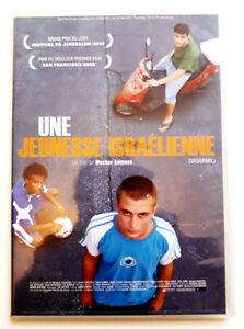 Une-jeunesse-Israelienne-Mushon-SALMONA-DVD-slim-tres-bon-etat