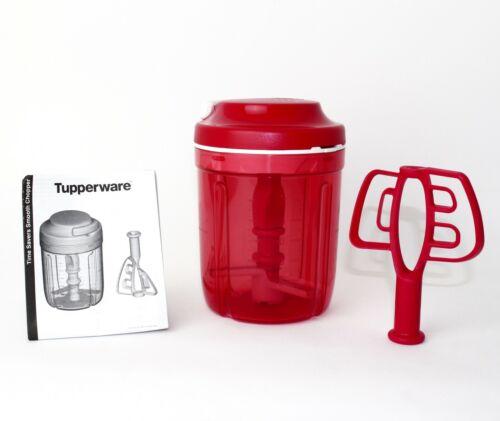 TUPPERWARE  Multi-Chef ROT Zwiebelschneider
