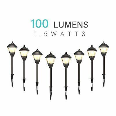 2 Low Voltage Led Landscape Path Lights Patriot Lighting For Sale Online Ebay