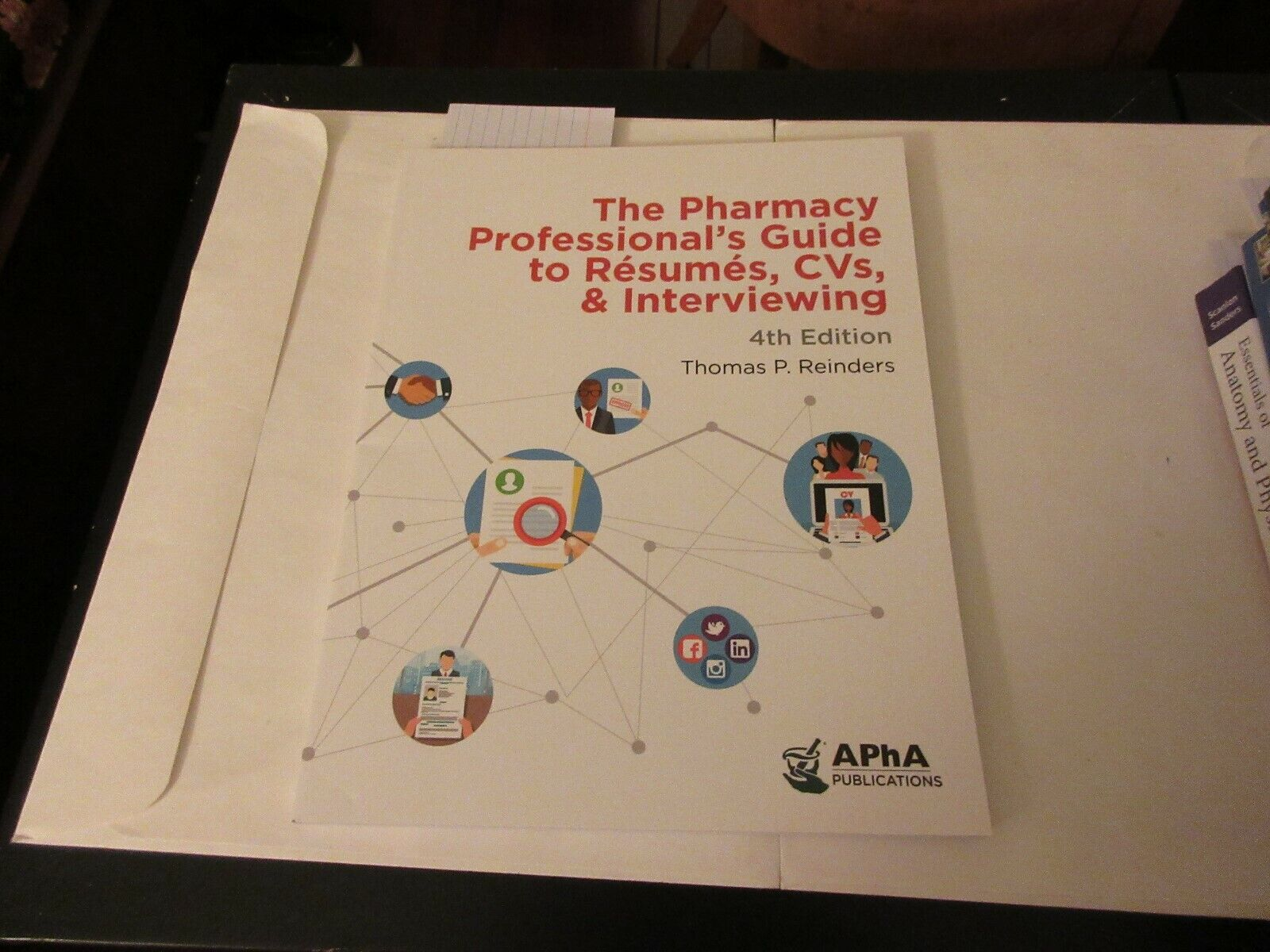 The Pharmacy Professional's Guide to Resumes , VCs & In