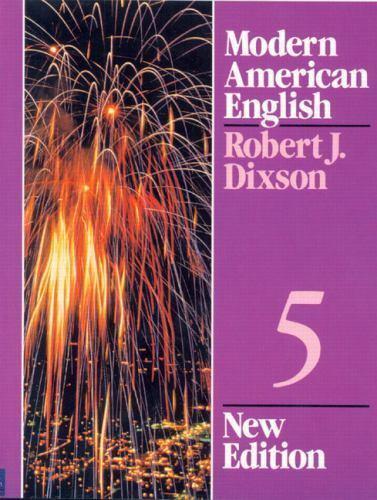 Modern American English by Robert J. Dixson New Edition 5