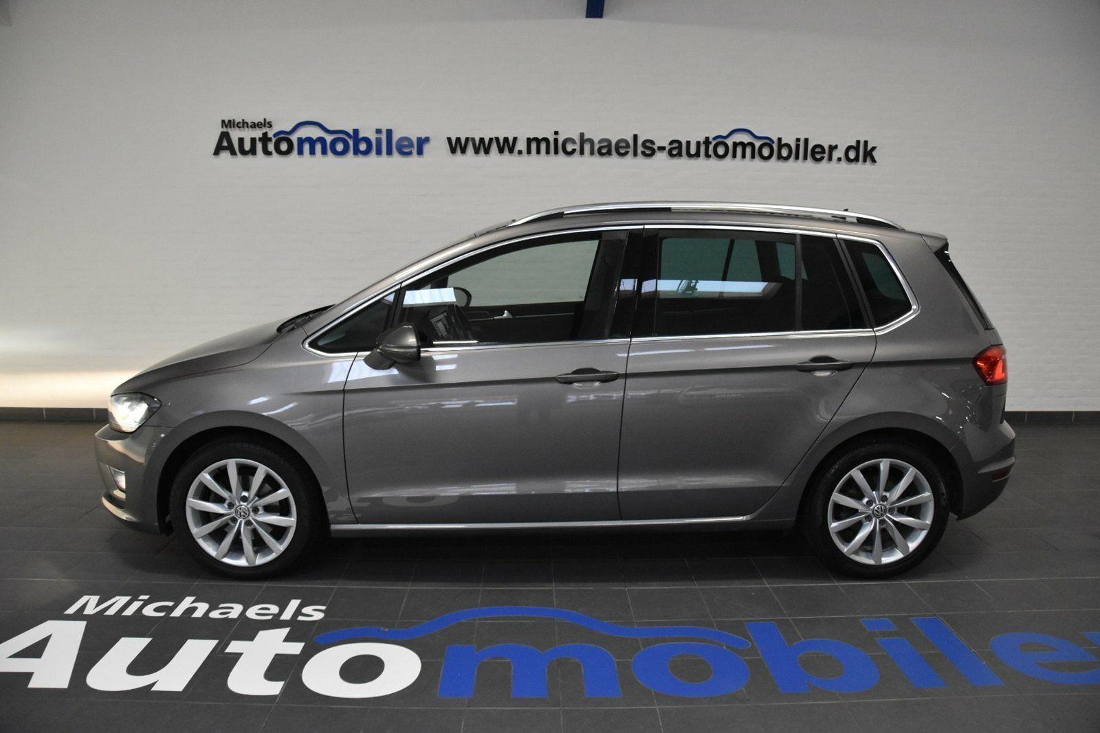 VW Golf Sportsvan 1,4 TSi 150 Highline DSG BMT 5d - 299.900 kr.