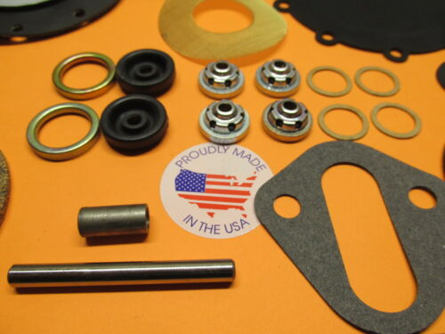 1953 HUDSON 1952 SUPER WASP SUPER JET FUEL PUMP MODERN REBUILD KIT AC#1539907