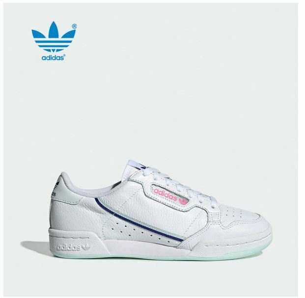 Adidas Originals Continental 80's WHITE Fashion Sneakers,shoes G27725 Women's