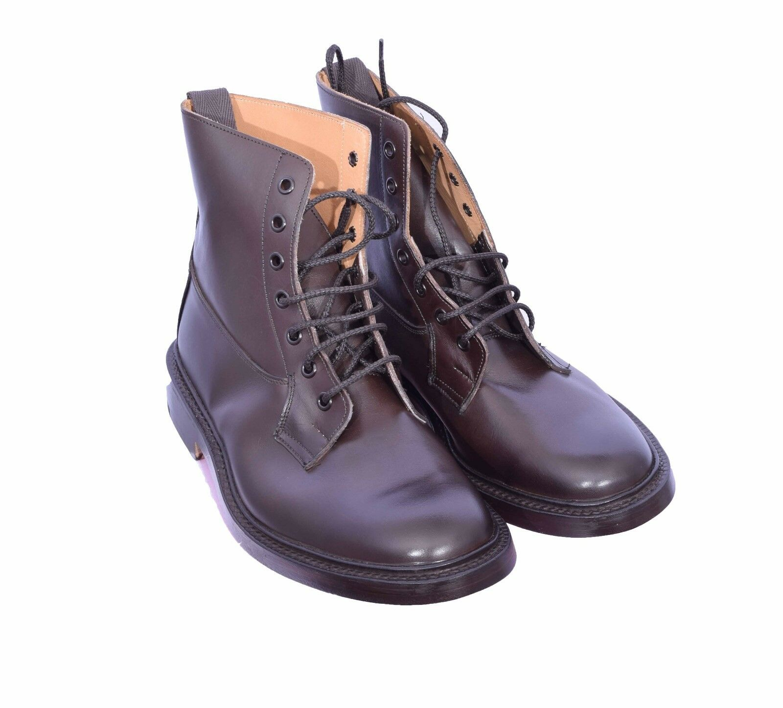 Trickers Men's Burford Espresso Boots Size 9