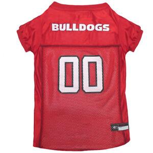 Georgia-Bulldogs-NCAA-Pets-First-Licensed-Dog-Pet-Mesh-Jersey-XS-2XL-NWT