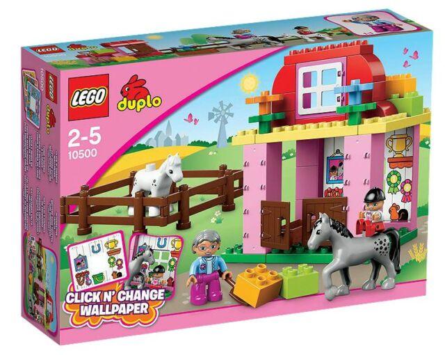 LEGO® DUPLO® 10500 Pferdestall NEU OVP_ Horse Stable NEW MISB NRFB