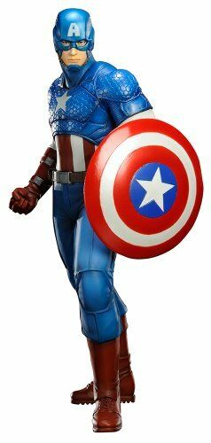 Kotobukiya Marvel Comics Captain America Now  Artfx+ Statue