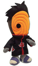 "Brand New Naruto Shippuden GE-8972 ~ 8"" Tobi Official Plush Toy Doll Stuffed"
