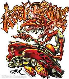 Kook-Deville-Sticker-Decal-Artist-Big-Toe-BT17-Roth-Like