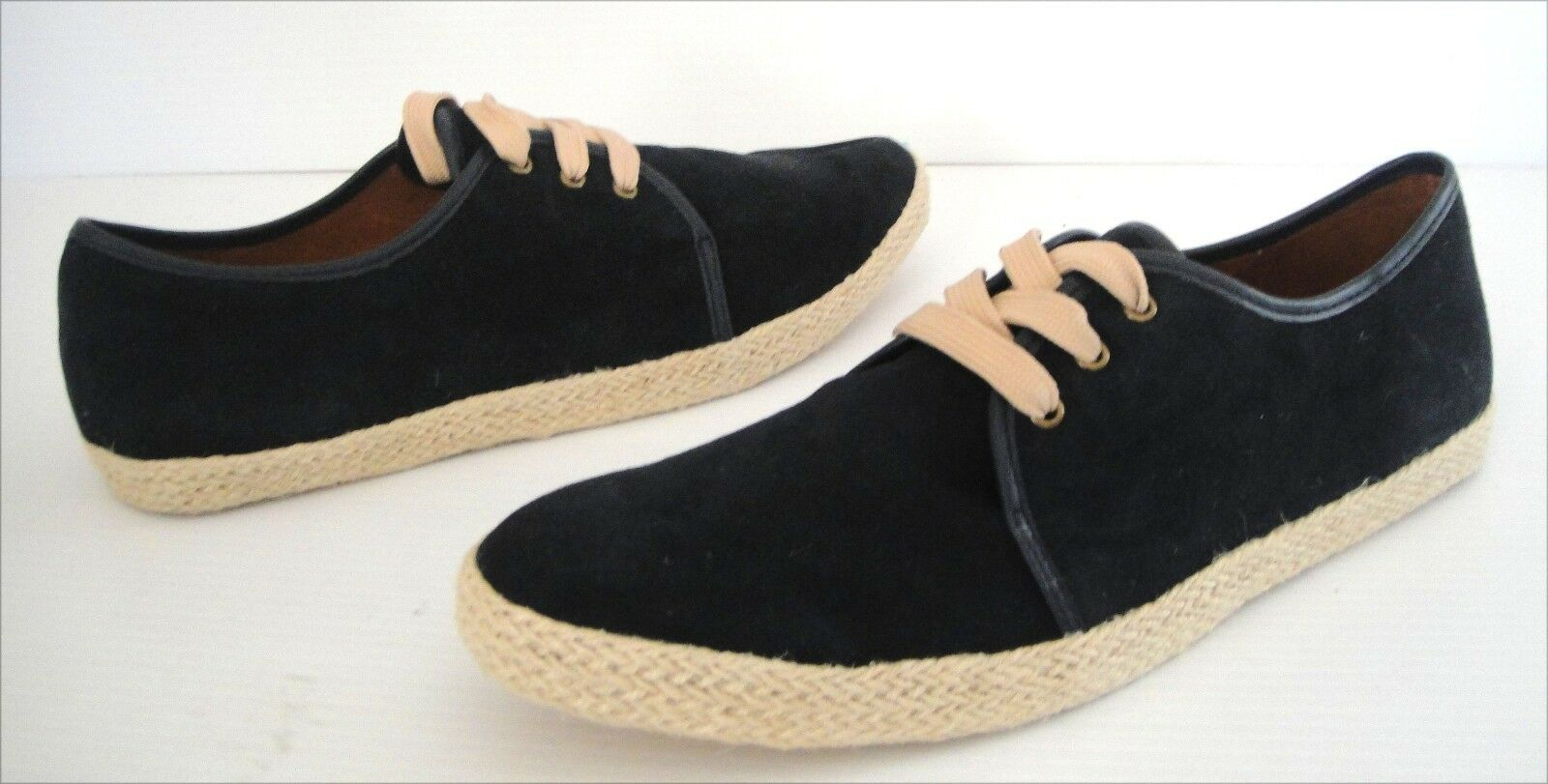 New Scott James  theo men's suede shoes  size  US 9