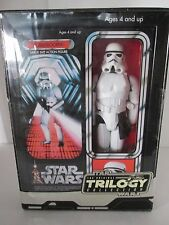 NEW 12 INCH STORM TROOPER HASBRO STAR WARS ORIGINAL TRILOGY COLLECTION 2004