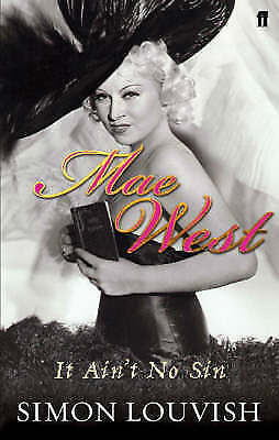 1 of 1 - Mae West: it Ain't No Sin by Simon Louvish (Paperback)
