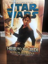 Star Wars: Heir to the Jedi by Kevin Hearne (2015, Hardcover)