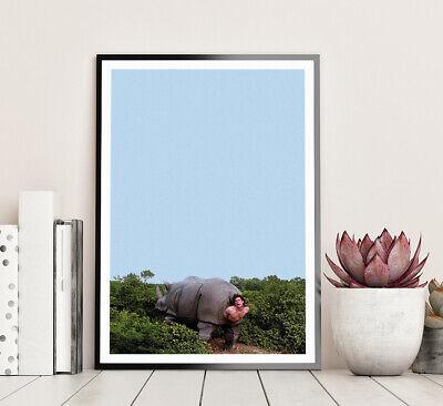 Ace Ventura Rhino Poster - Ace Ventura Pet Detective - Jim ...