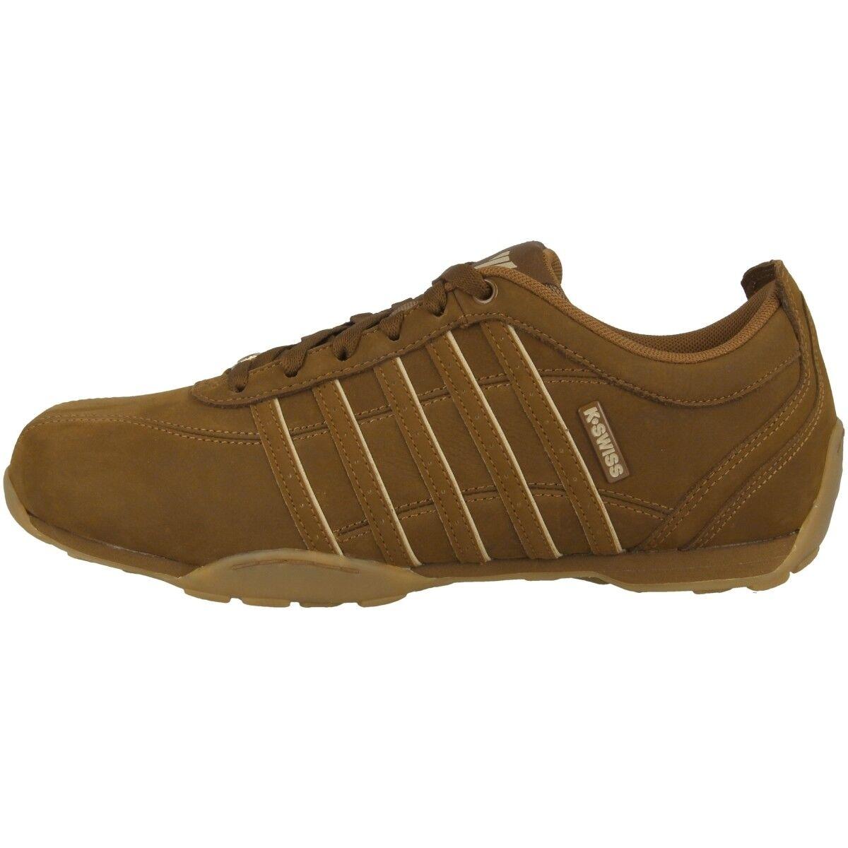 K-Swiss Arvee Arvee Arvee 1.5 zapatilla de deporte Sport Freizeit zapatos monks robe khaki 02453-218  ahorra hasta un 30-50% de descuento