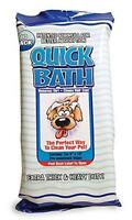 Quick Bath Wipes For Large Dogs, 10 Count, New, Free Shipping on sale