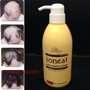 Ioneat Japanese Scalp Aesthetic Shampoo 500ml Fruity