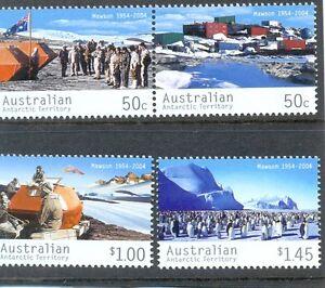 Contemplatif Australian Antarctic Territory-mawson Station Neuf Sans Charnière Set - (164/7)-on Station Mnh Set-(164/7)fr-fr Afficher Le Titre D'origine Complet Dans Les SpéCifications