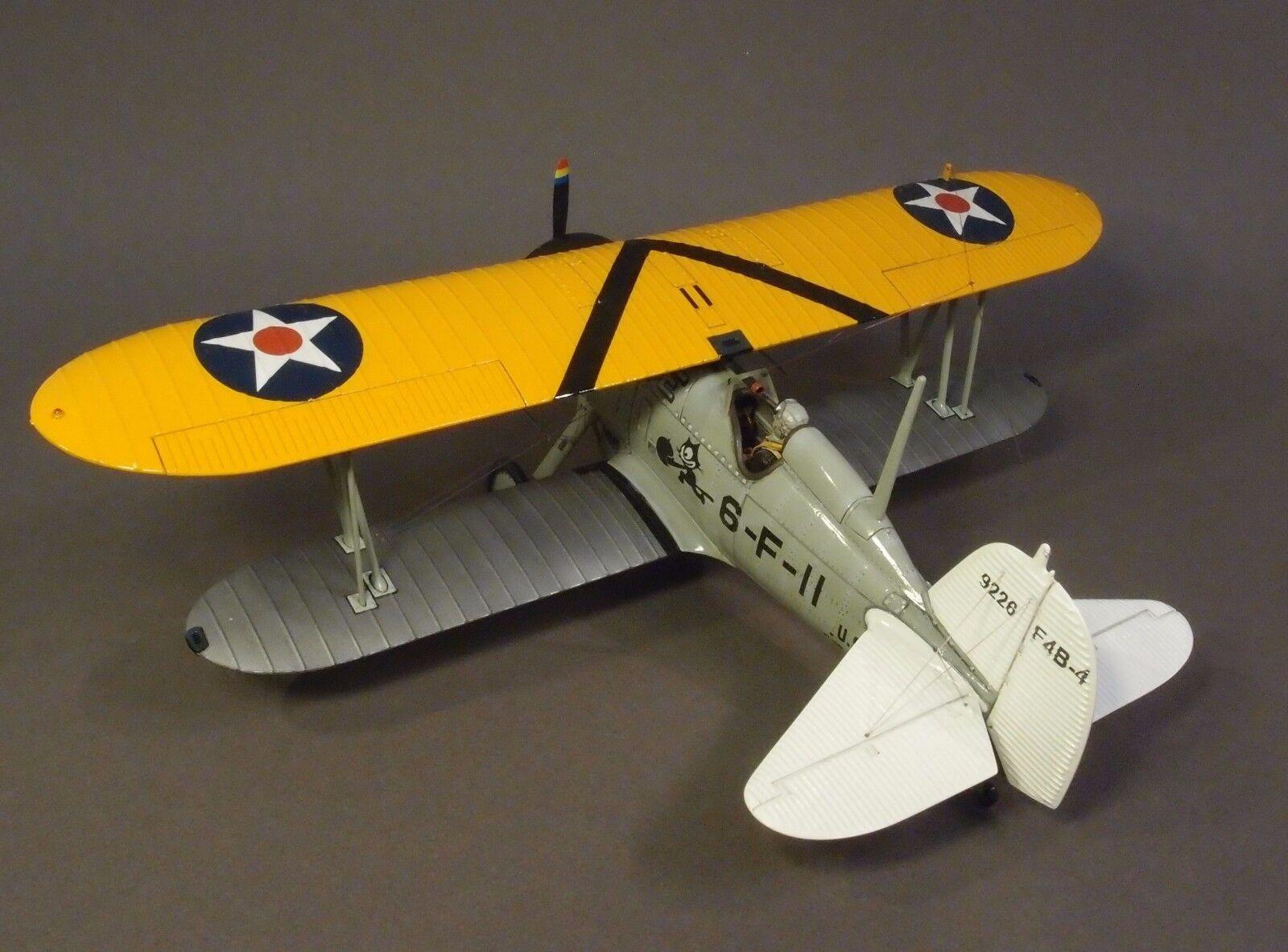 JOHN JENKINS INTER WAR AVIATION IWA-11 BOEING F4B-4 F4B-4 F4B-4 A-9226 FIGHTER MIB 36b776