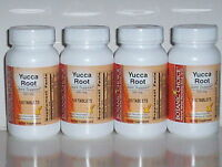 Yucca Root 500mg Powder Joint Health Healthy Joints Supplement 400 Tablets