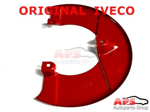 *ORIGINAL  * IVECO DAILY III  29L//35S  AB 1999 BREMSSATTELSCHUTZ //VORNE