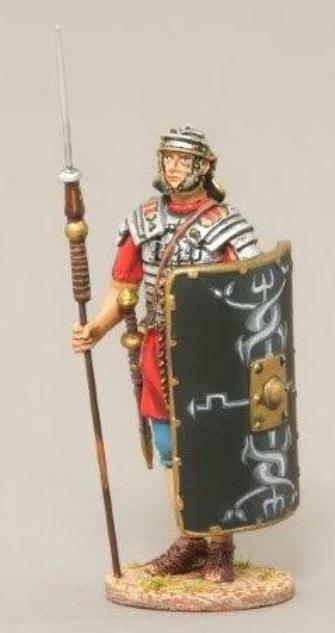 Thomas Gunn Roman Empire rom035b 30. Legionär Sentry MIB