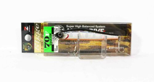 0707 Zipbaits Rigge 70F Floating Lure 916