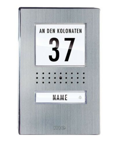 VISTADOOR VDV 510.1 EG Türsprechanlage Außenstation Aufputz VDV510.1EG VDV510 EG
