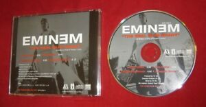 Details about EMINEM ~ Real Slim Shady CLEAN/DIRTY/INSTRUMENTAL/ACAPPELLA  US PROMO CD SINGLE