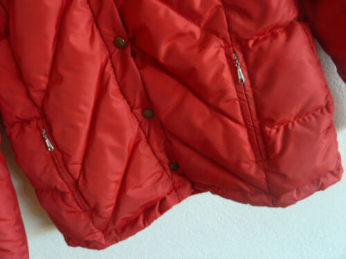 Jacket Coat Down S Bauer Puffy Rød Eddie Goose xwq4X4PB