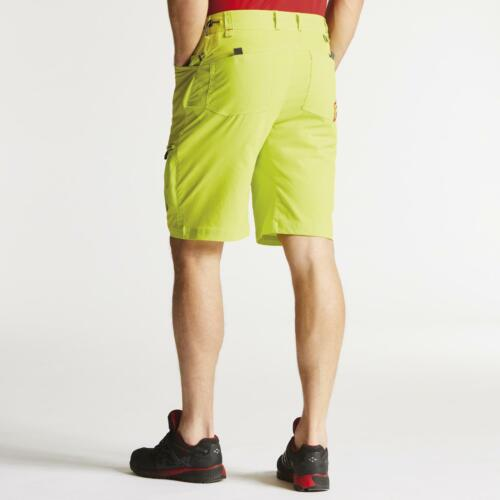 Dare2b Tuned In Shorts Showerproof Cycling Walking Lime Punch