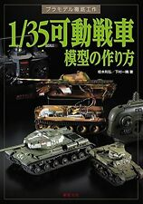 How to Build 1/35 Mobile Tank Model Kit Book