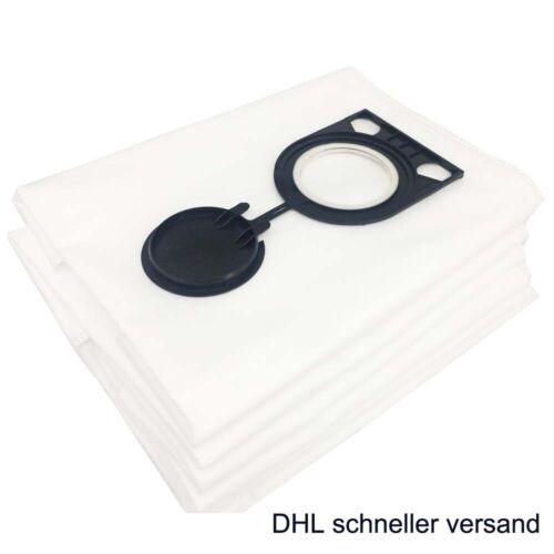 6-12 Beutel Filtersäcke Für Bosch GAS 25 L GAS25 Staubsaugerbeutel Staubbeutel