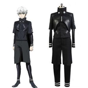 Hot Tokyo Ghoul Ken Kaneki Set Fighting Uniform Outfit ...