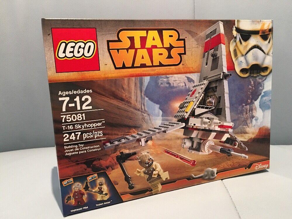 LEGO stjärnornas krig 75081 T -16 Skyhopper