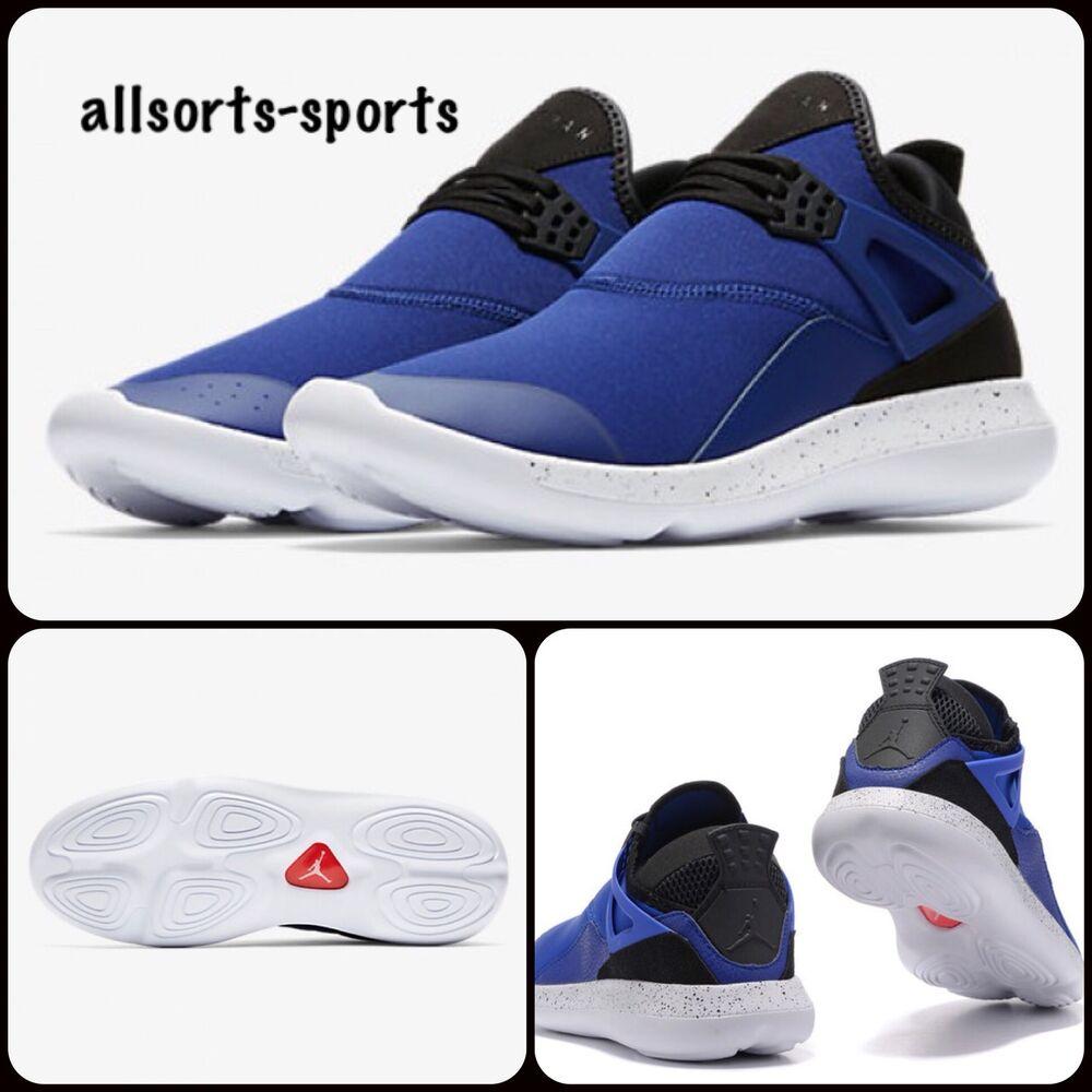 X16 Nike Air Jordan Fly'89 Casual Basketball Baskets UK 11 EU 46 940267 -402-