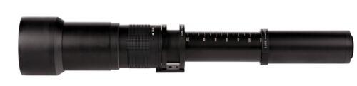 Dörr telezoom teleobiettivo 650-1300mm per Sony Alpha 290 290l 290y 300 ecc NUOVO