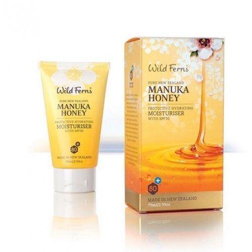 Wild Ferns Manuka Honey Facial Moisturiser 75ml