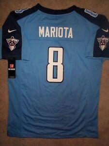 f7d53b9a6 NIKE Tennessee Titans MARCUS MARIOTA nfl Jersey YOUTH KIDS BOYS (xl ...