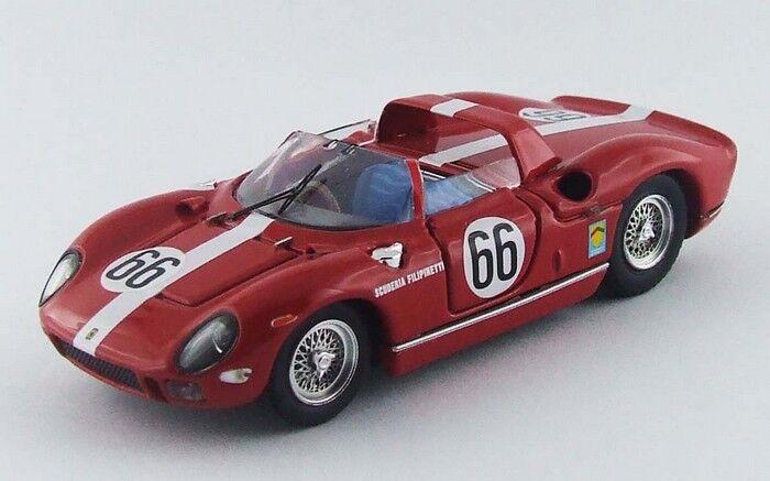 Art MODEL 287 - Ferrari 365 P KM de Monza - 1965 Muller  1 43