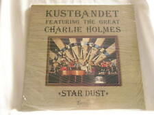 KUSTBANDET featuring CHARLIE HOLMES Star Dust Bent Persson Kenneth SEALED LP