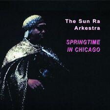 Sun Ra - Springtime In Chicago [2CDs] (Leo Records) Rec.1978  Rel.2006