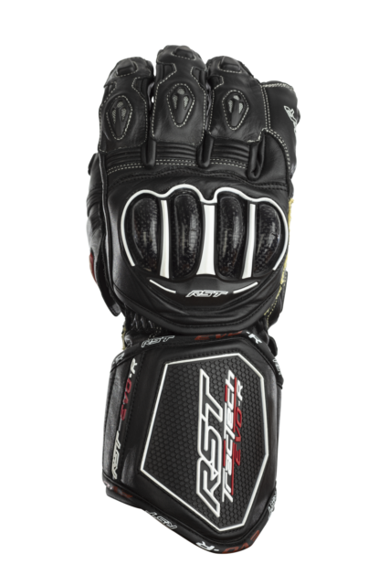 RST Tractech Evo-R sports racing track leather gloves