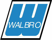 Genuine Walbro Carburetor Wt-85 Wt85 No Longer Manufactured