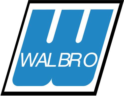 GENUINE Walbro Carburetor WT-41 WT41 No Longer Manufactured *