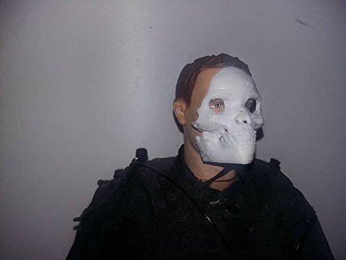 1//6 Scale Skull Villain Mask unpainted